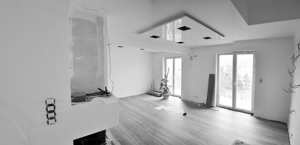 interier bytu architektonizer