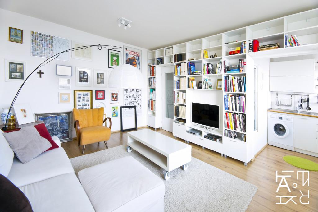 living room architektonizer